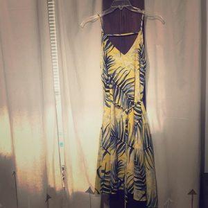 Fun Tropical Dress